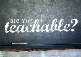 Be Teachable 2