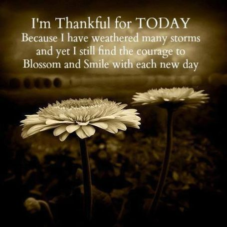 Thankful for Today 1